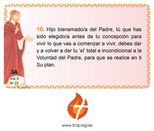 Pensamiento Del Día Fondation Des Choisis De Jésus