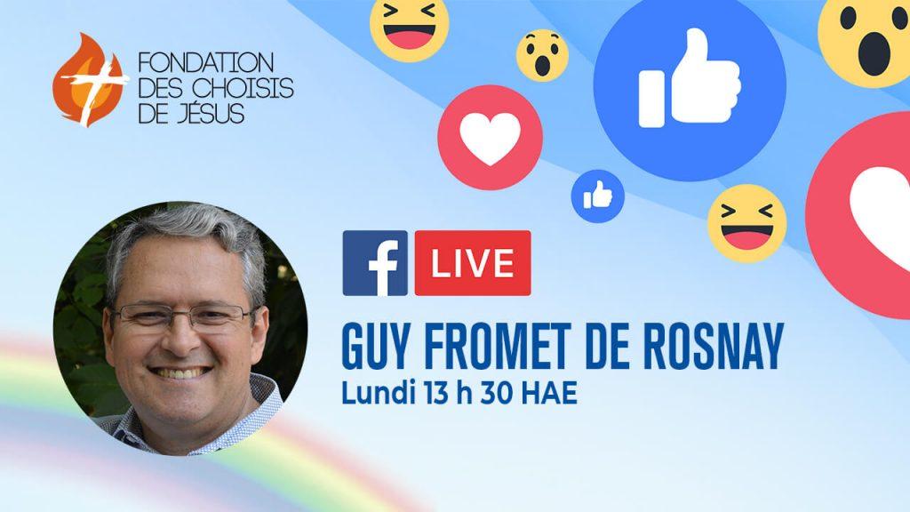 fcdj fb live guy fromet de rosnay
