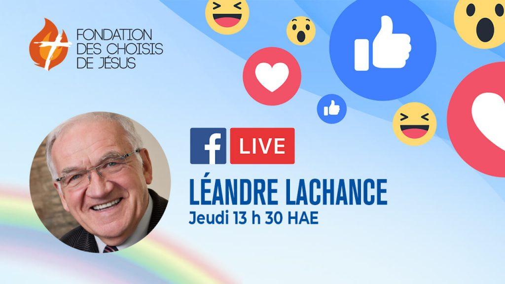 fcdj fb live leandre lachance
