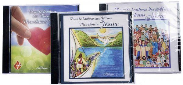 trio 3 cds