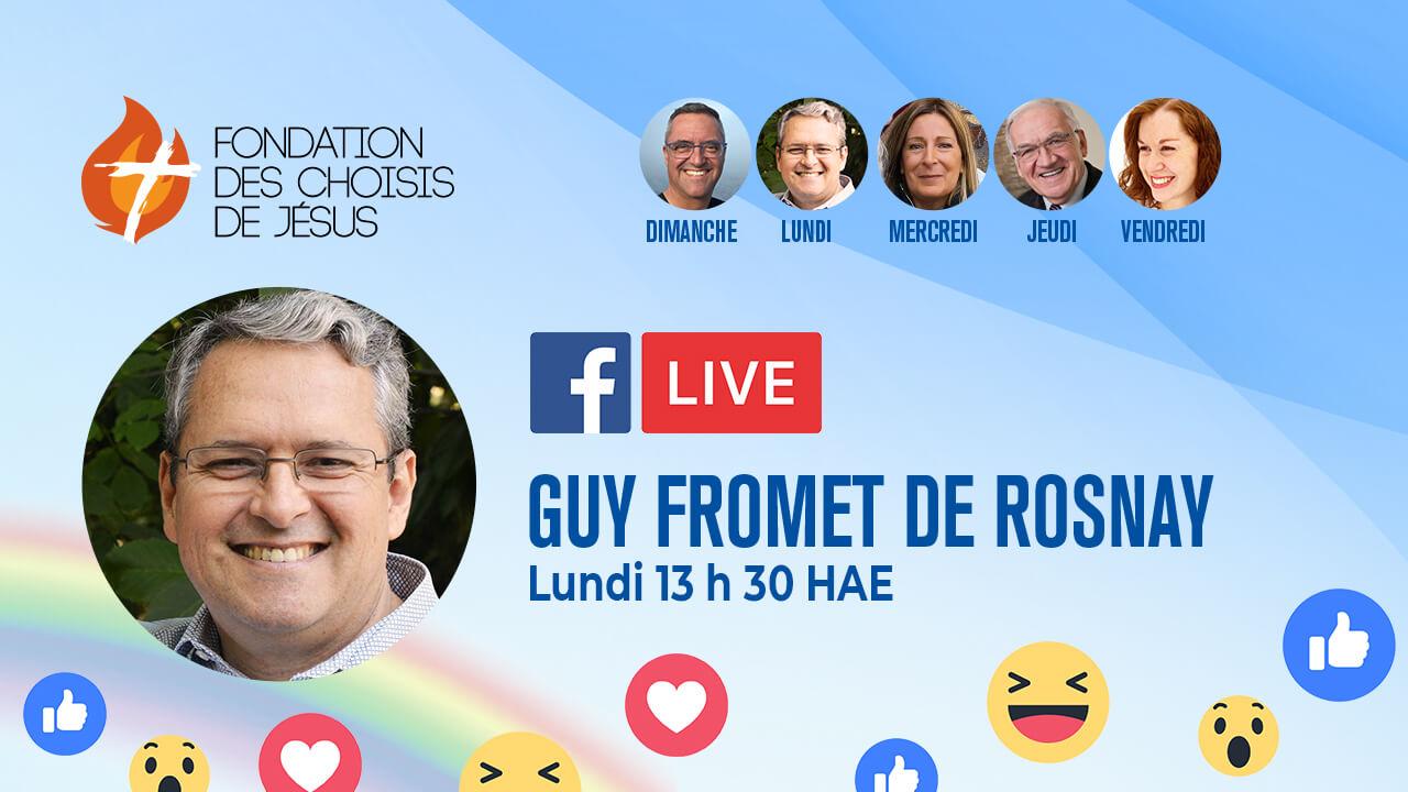 FB-Live Quotidien – 21/09/2020 – L'acceptation