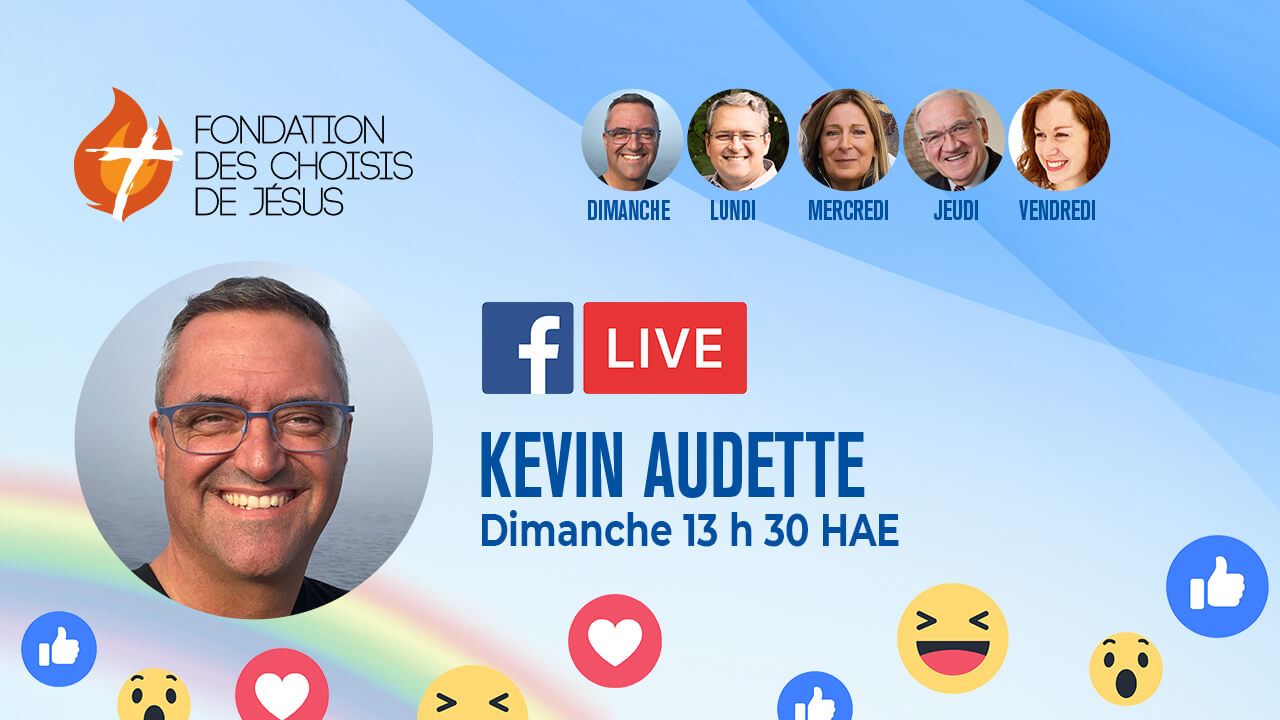 FB-Live Quotidien – 20/09/2020 – Demeure à Mon écoute, J'ai besoin de toi, Je t'ai choisi pour une grande mission