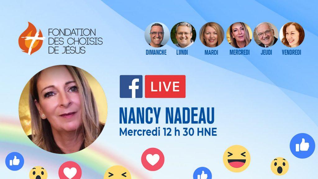 fcdj fb live nancy mercredi 12h30 1